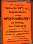Spätsommerfest Sep.2017