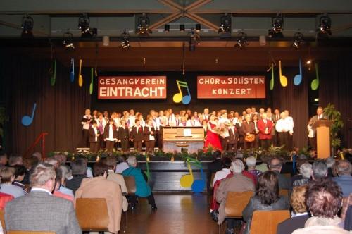 Chor & Solistenkonzert 14.04.2013