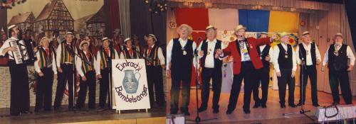 Bembelsaenger 1985 und 2013